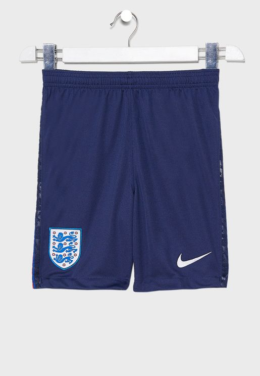Youth England Stadium Home Shorts