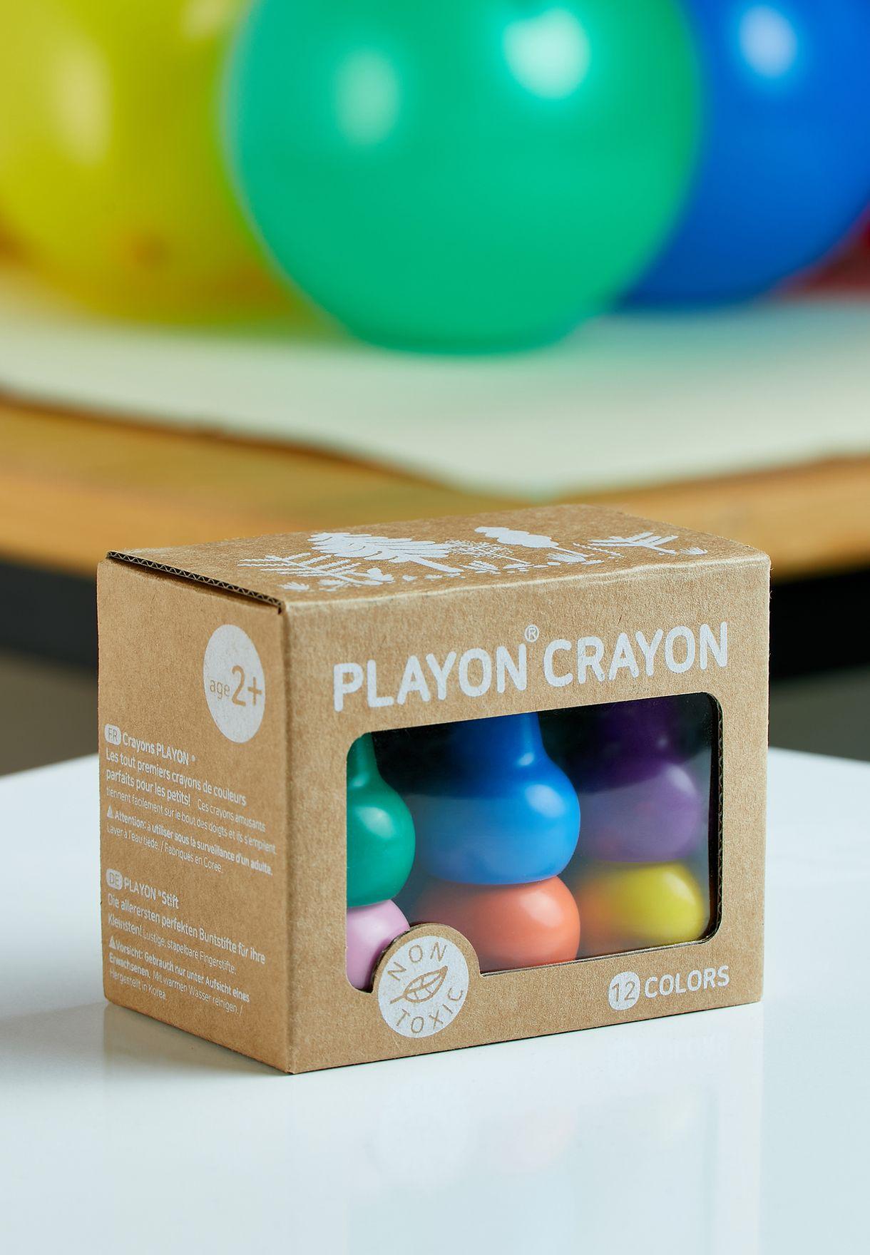 Playon Crayon Bright