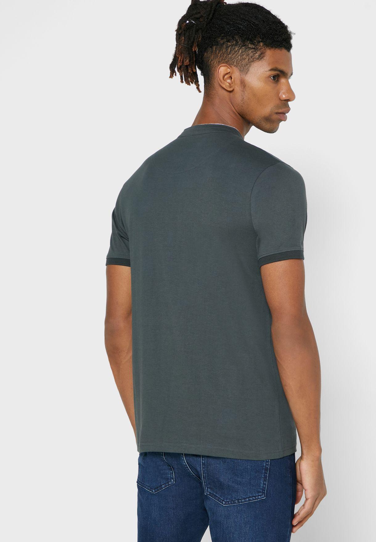 قميص بولو قطني