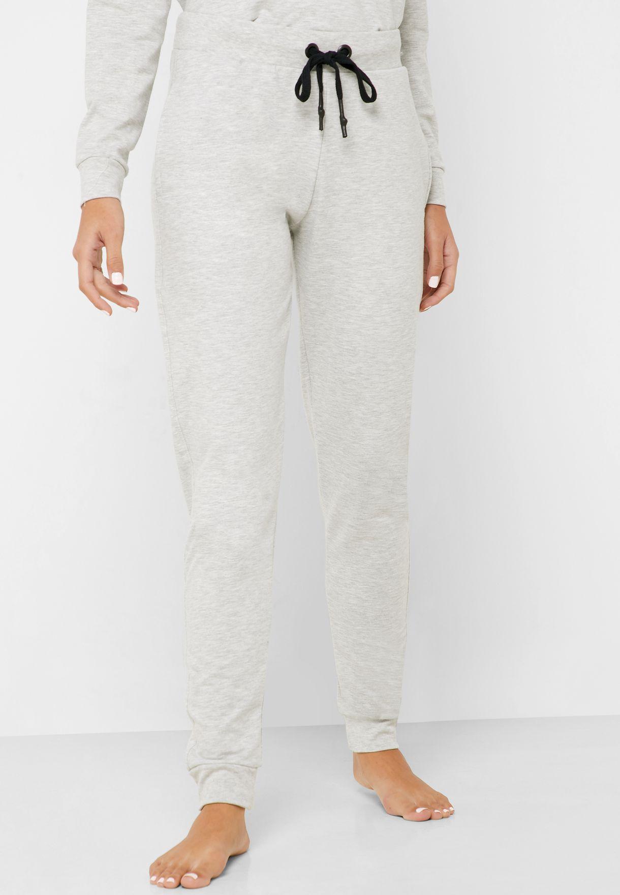 Graphic T-Shirt & Cuff Pyjama Set