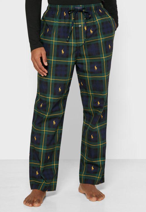 Gordon Checked Pyjama