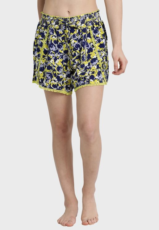 Easy Relaxed Fit Lounge Short