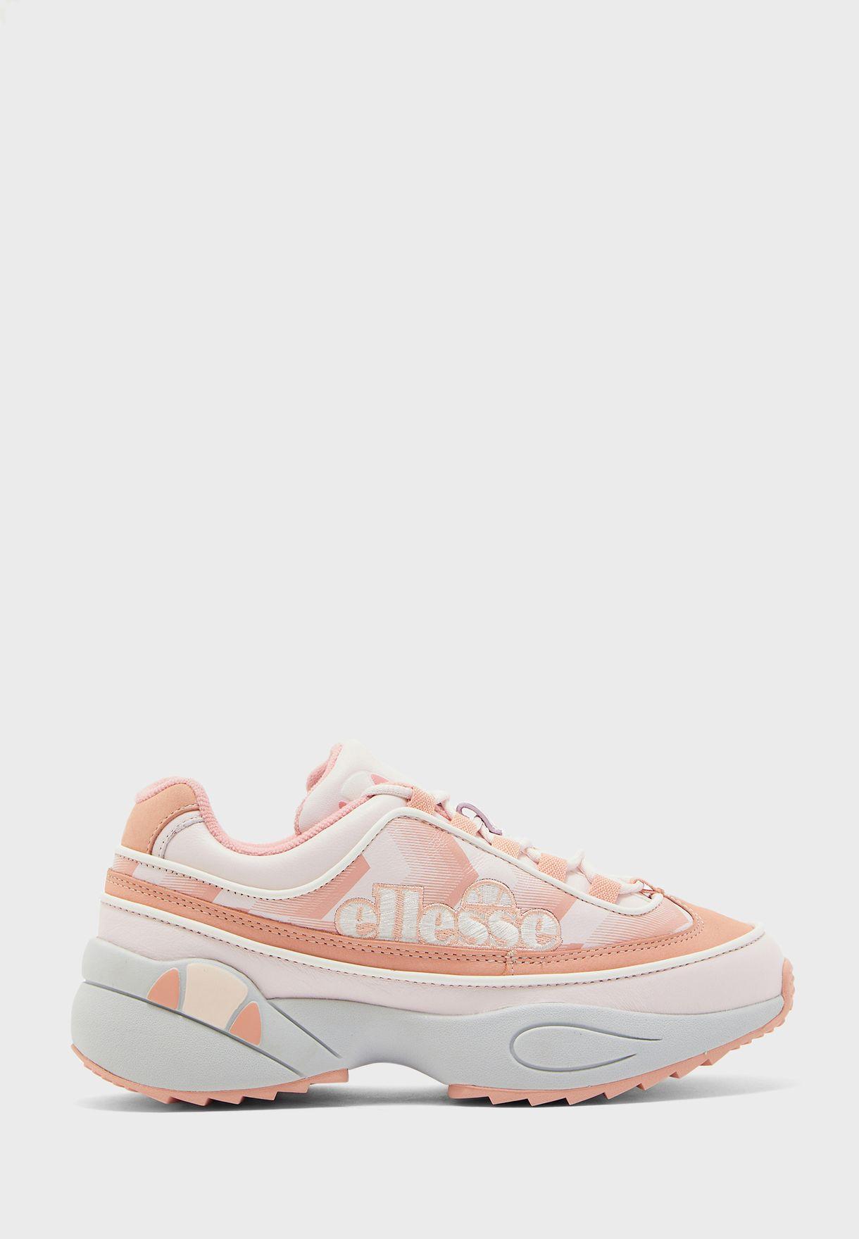 حذاء جلد اصلي مطبع