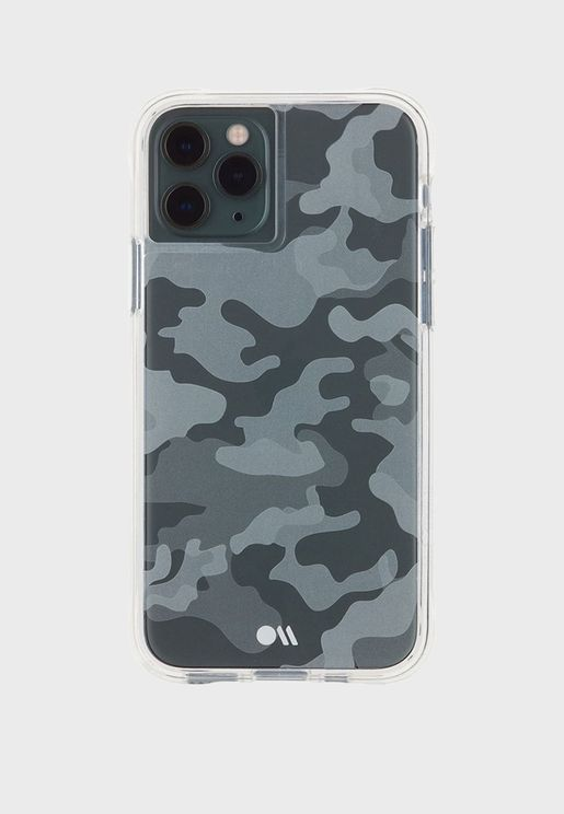 Camo iPhone 11/11 Pro/11 Pro Max Case