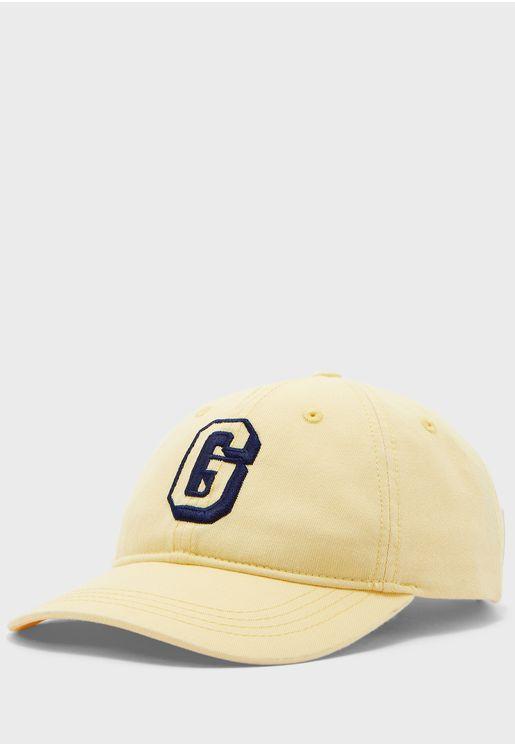 G Logo Cap