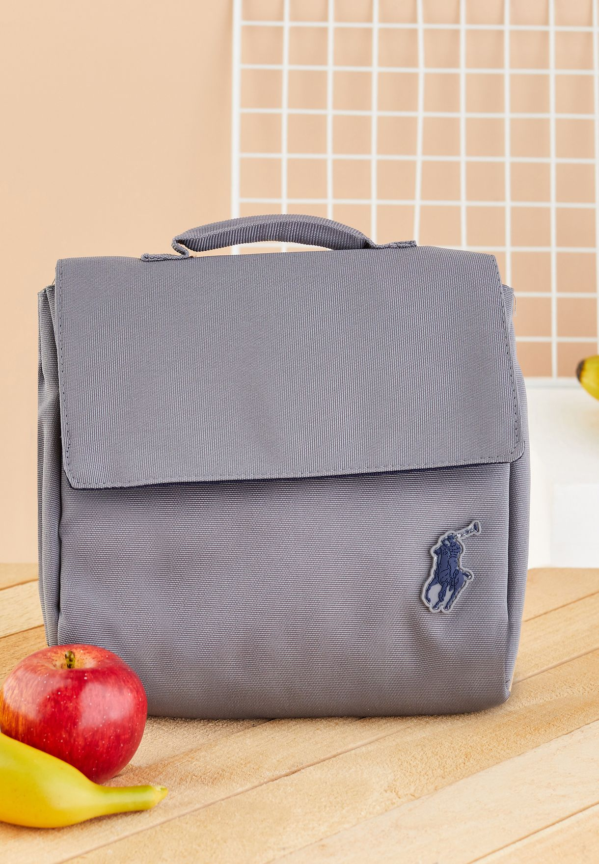 Logo Printed Lunch Bag