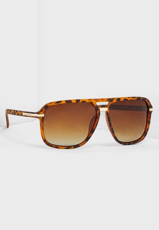 The Bruce Oversized Sunglasses