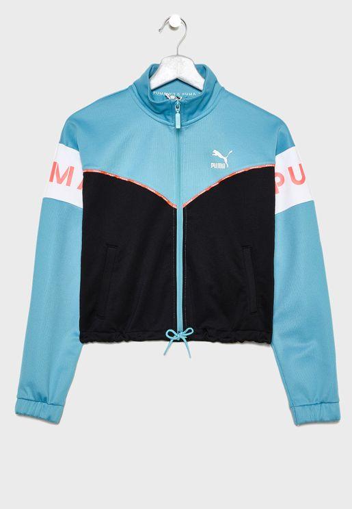 Youth XTG Track Jacket
