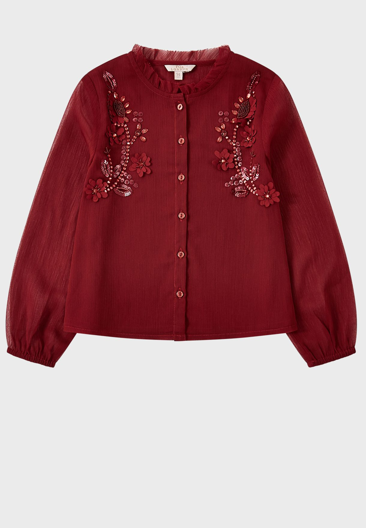 Youth Orchid Top
