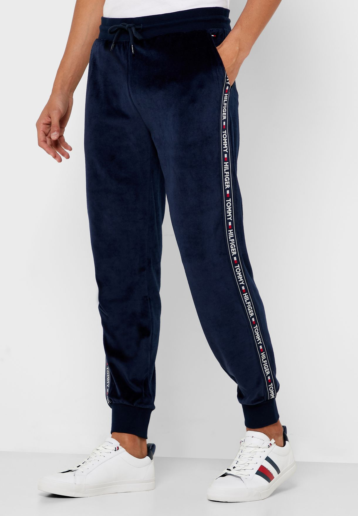 Side Tape Sweatpants