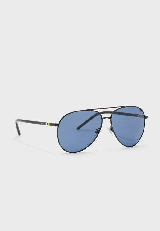 0PH3131 Aviator Sunglasses