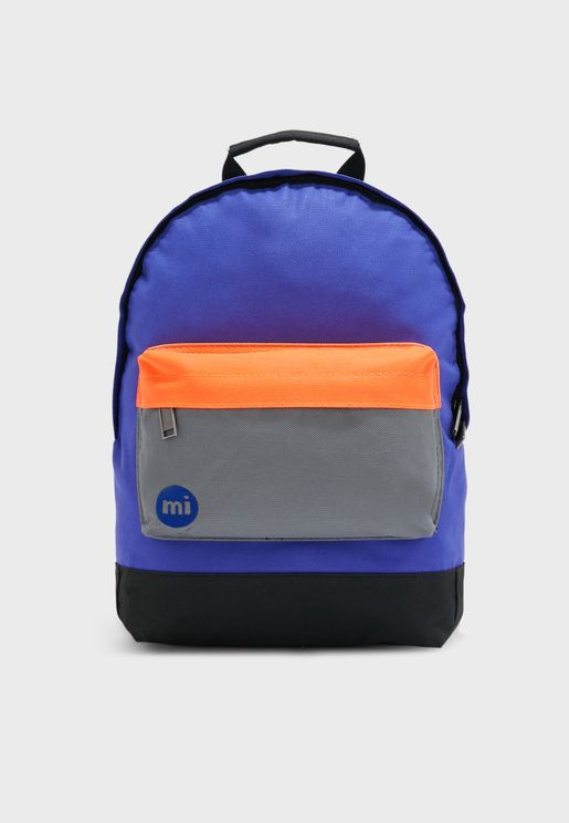 Kids Color Block Backpack