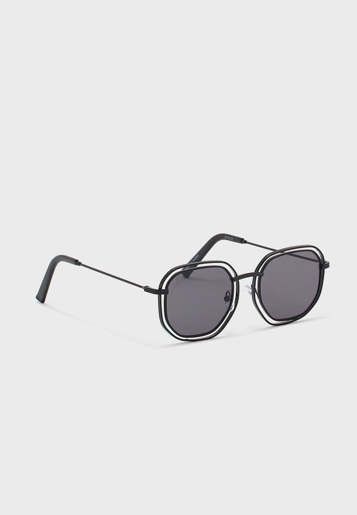 Polarised Oval Sunglasses