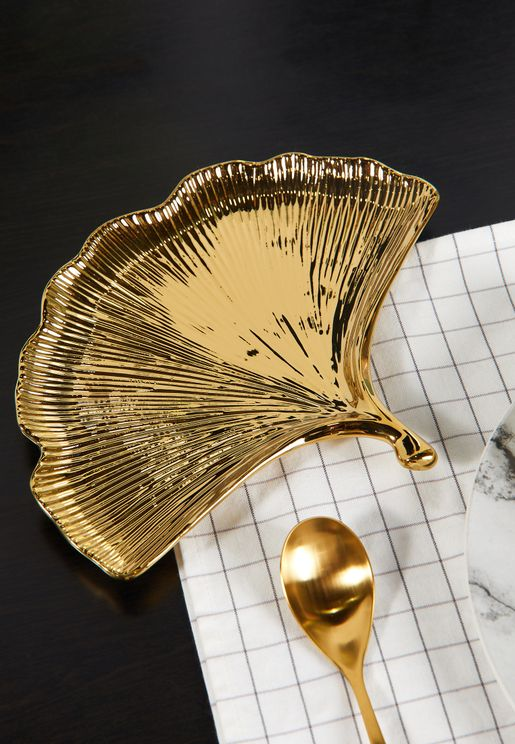 Gold Trinket Tray