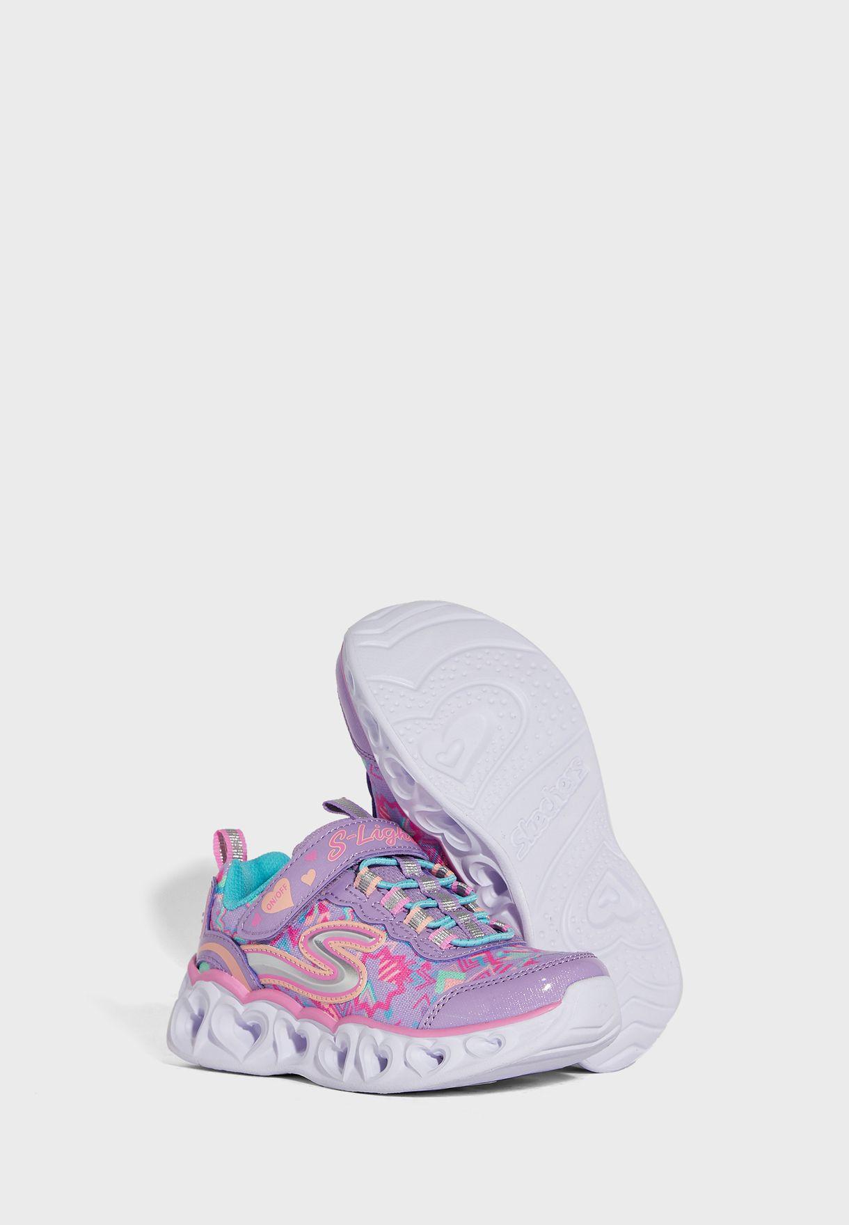 حذاء هارت لايتس للاطفال