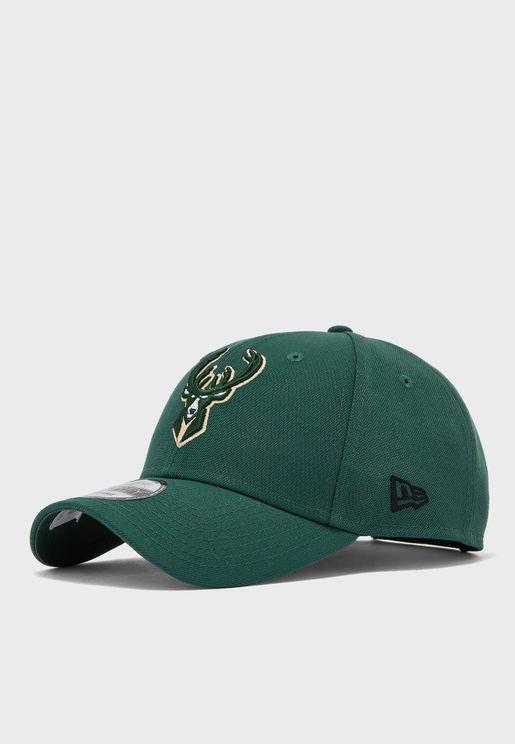 9Forty Milwaukee Bucks League Cap