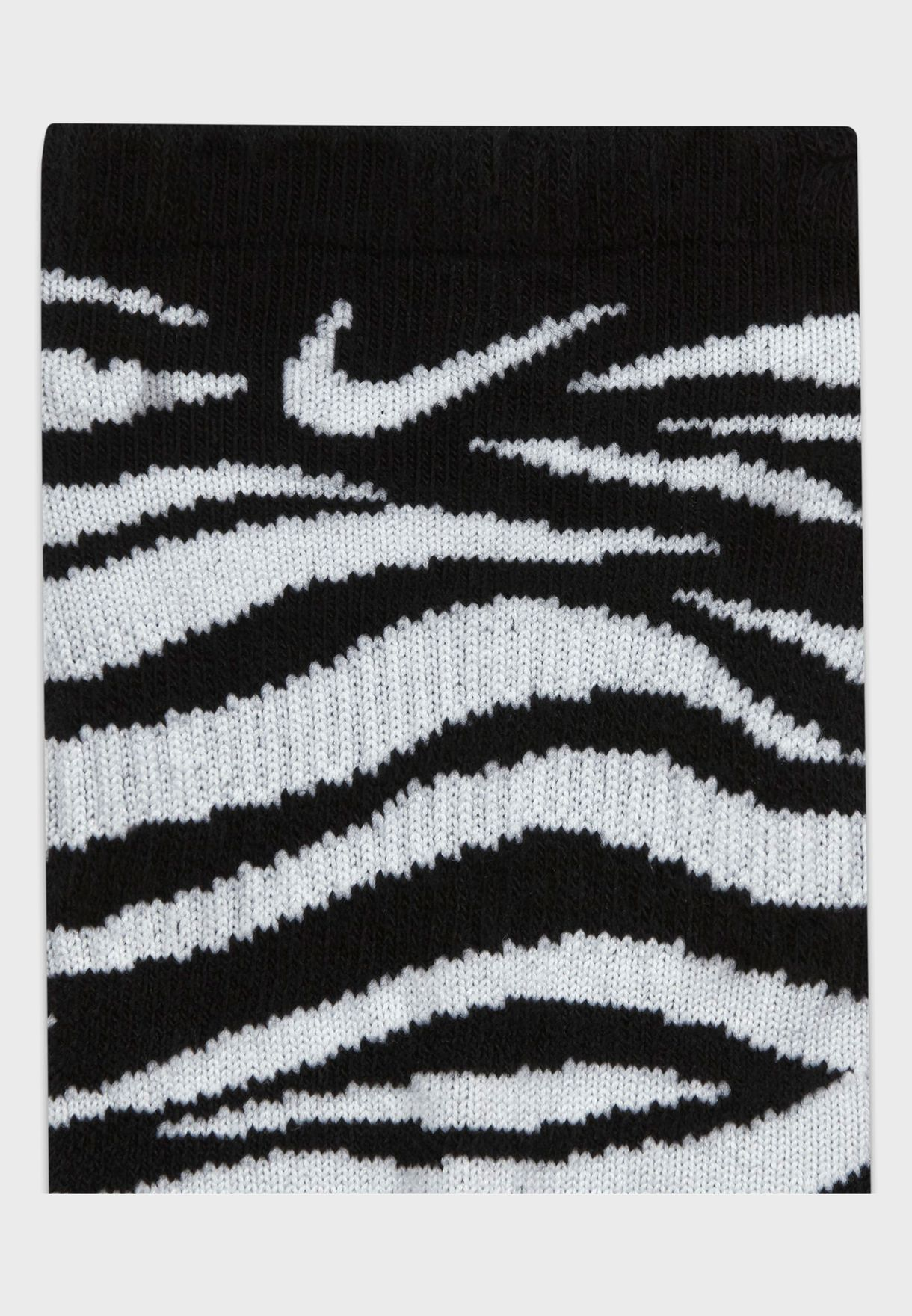 Youth 6 Pack Graphic No Show Socks