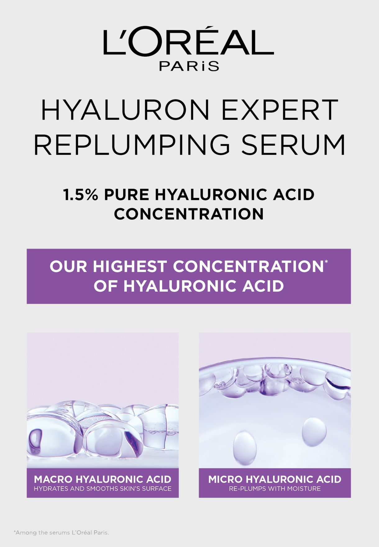 Hyaluronic Acid Serum 30ml