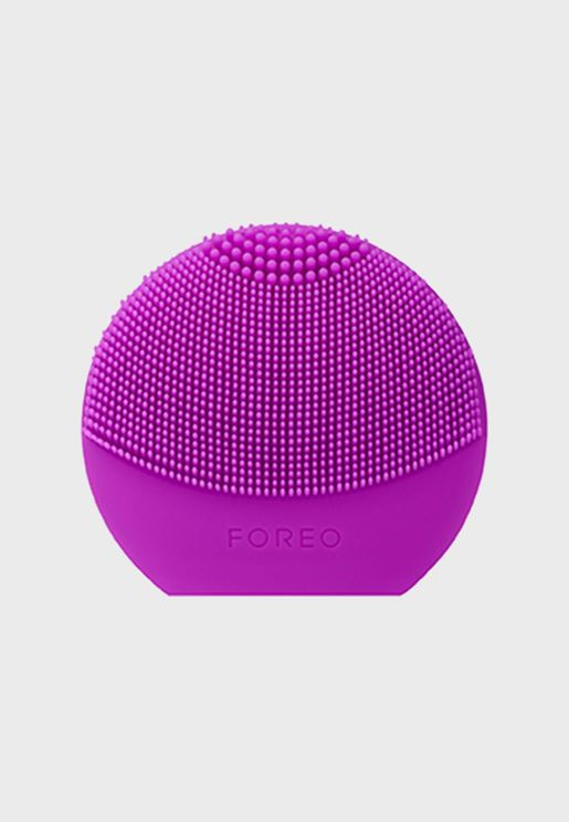 LUNA play plus Facial Cleansing Brush - Purple