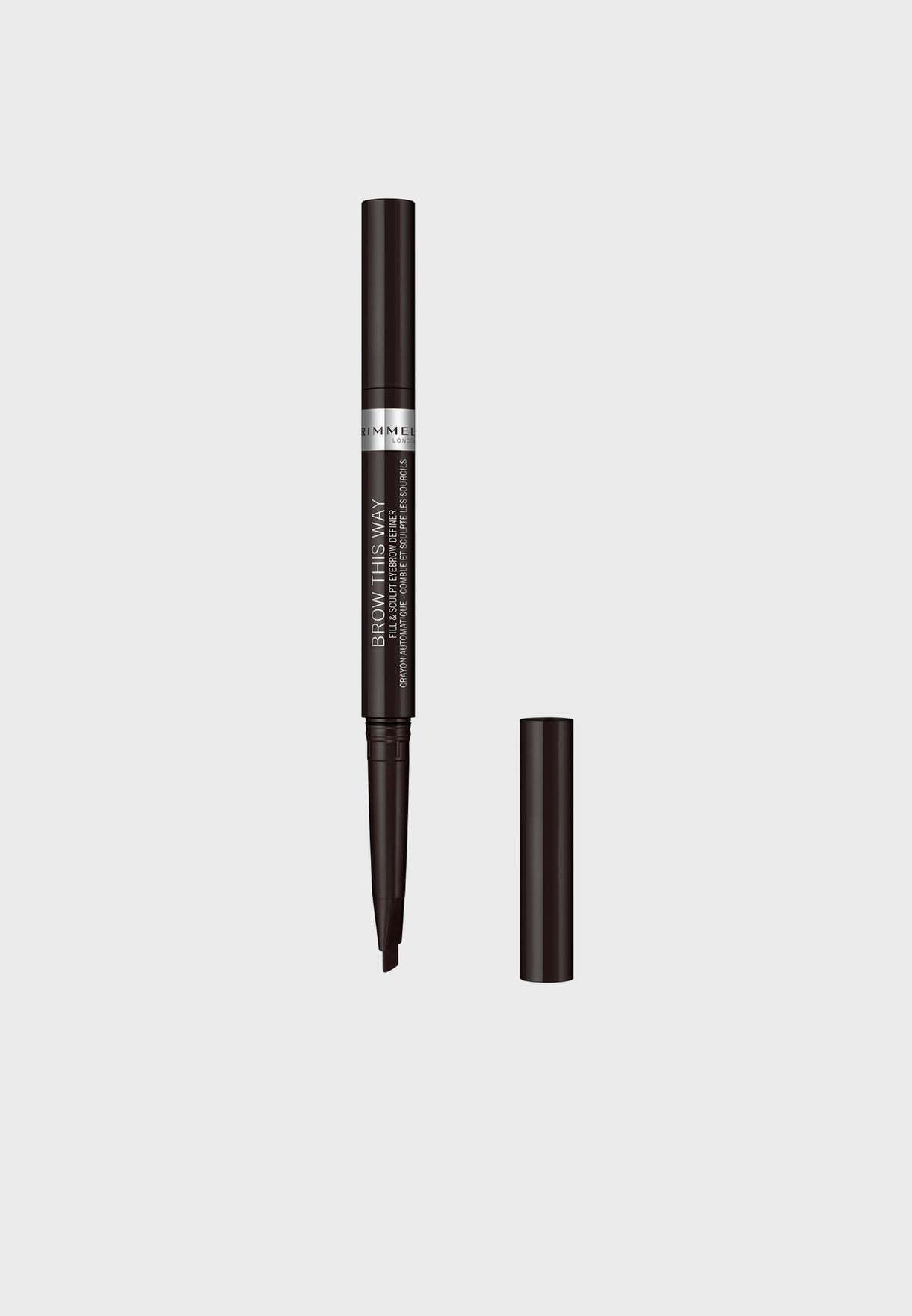 This Way Fill&Sculpt Eyebrow Definer 04 Soft Black