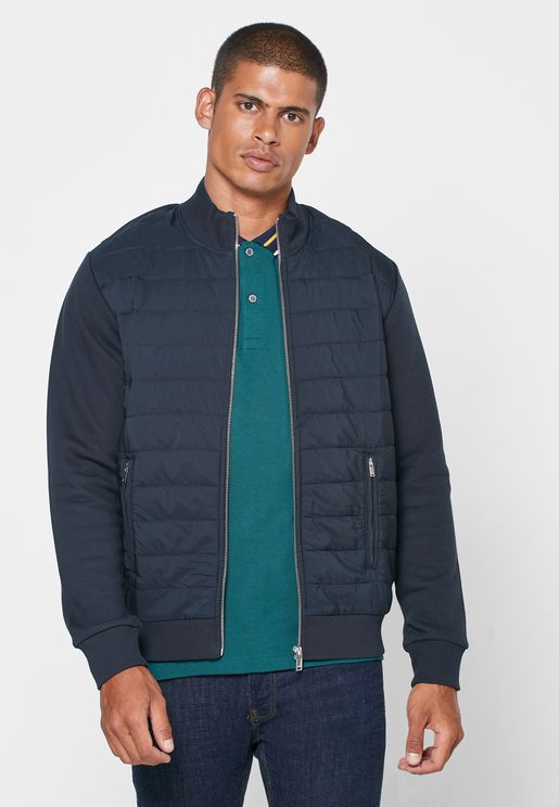 Felix Quilted Jacket