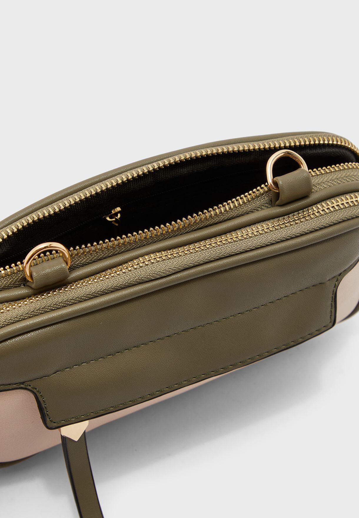 Front Pocket Crossbody Bag