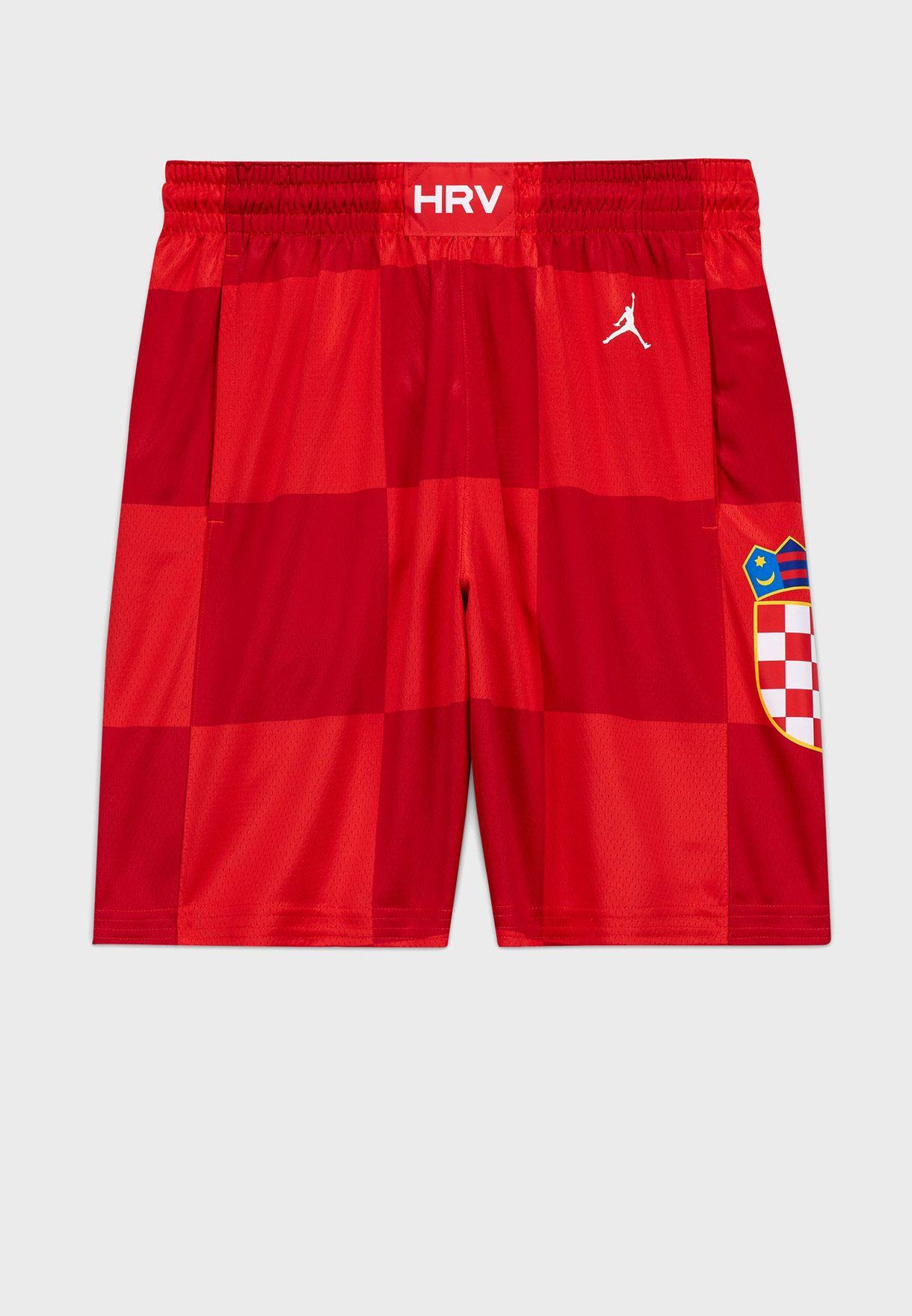 Croatia Olympic Limited 3rd Shorts