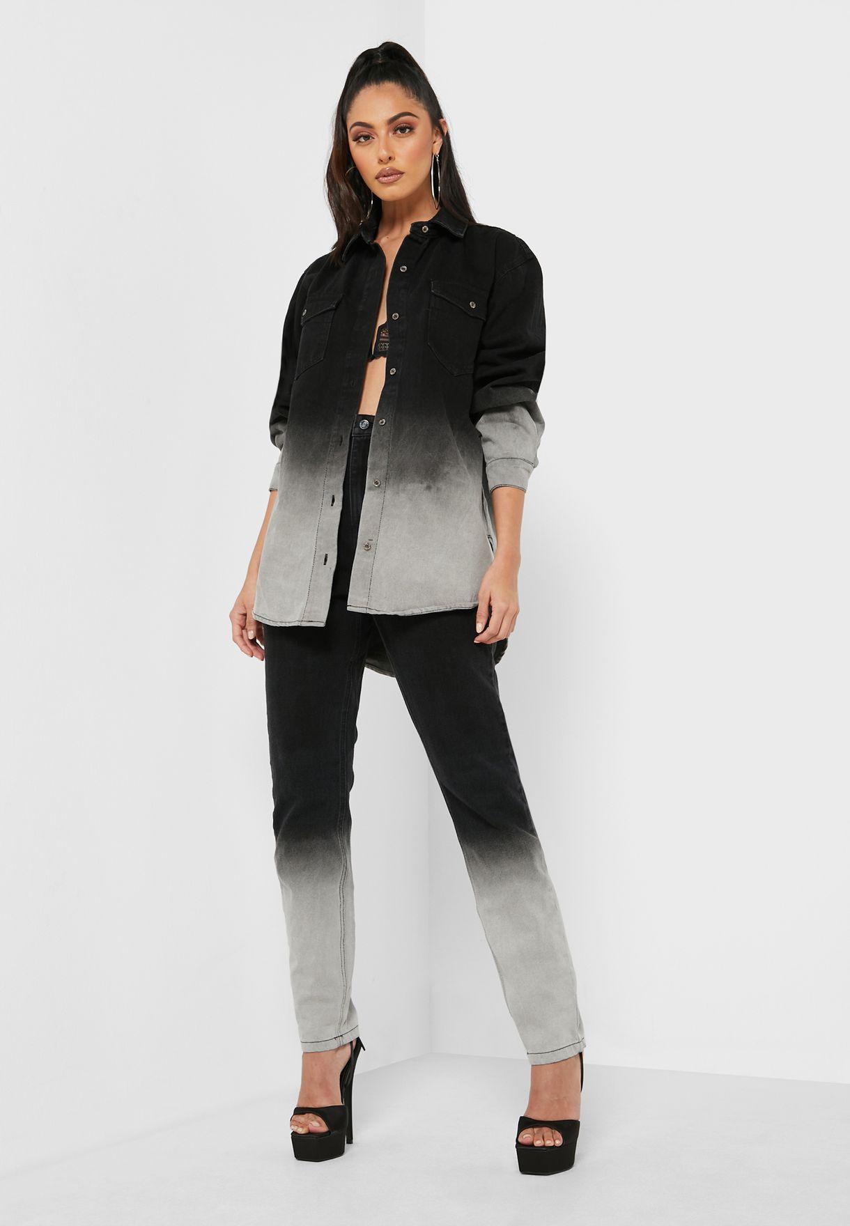 Tie Dye Ombre Wrath Jeans