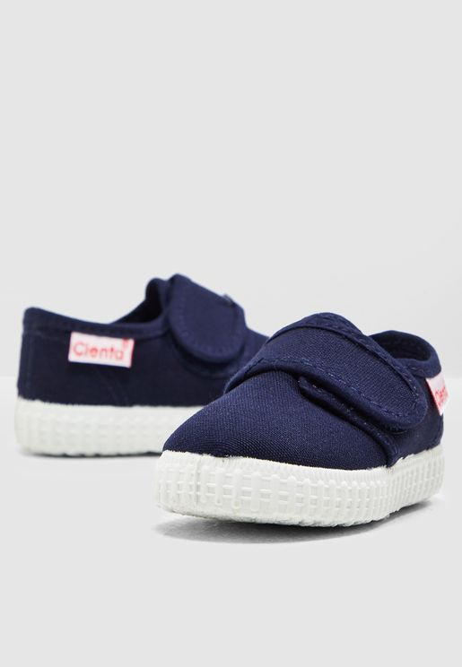 Infant Velcro Slip On