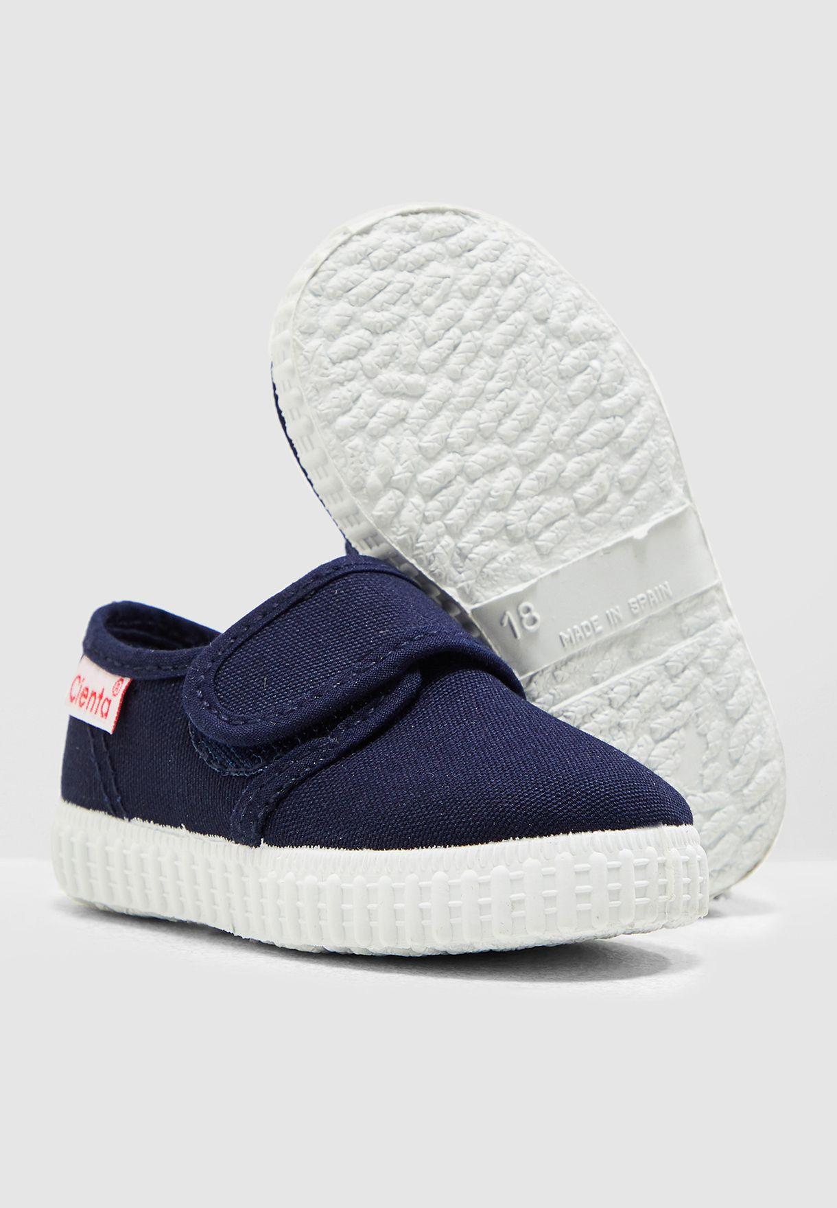 Infant Velcro Slip On