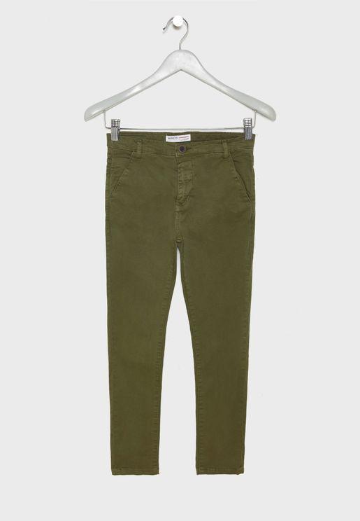 Teen Chino Pants