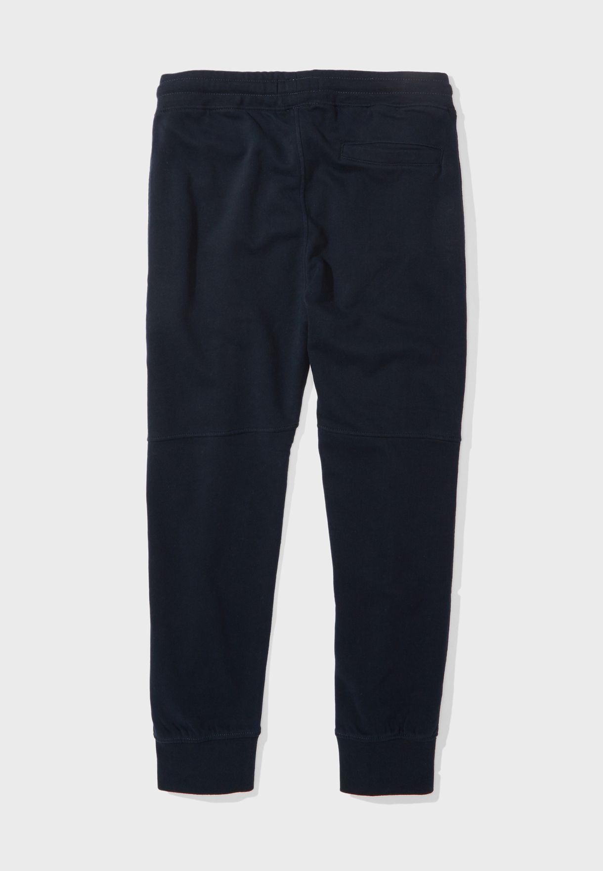 Drawstring Cuffed Sweatpants