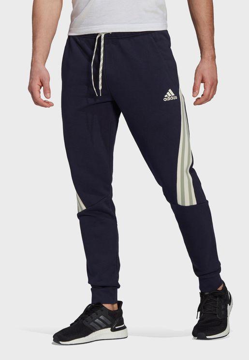 3 Stripe Tape Sweatpants
