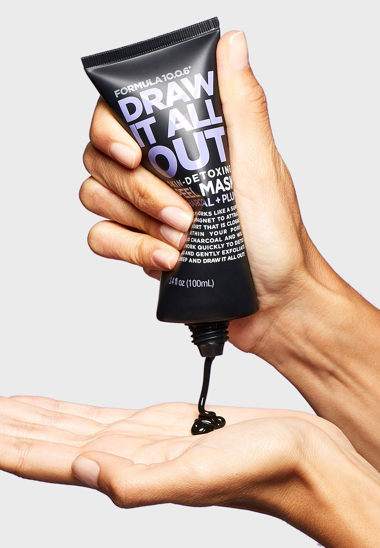 Draw It All Out - Peel Mask
