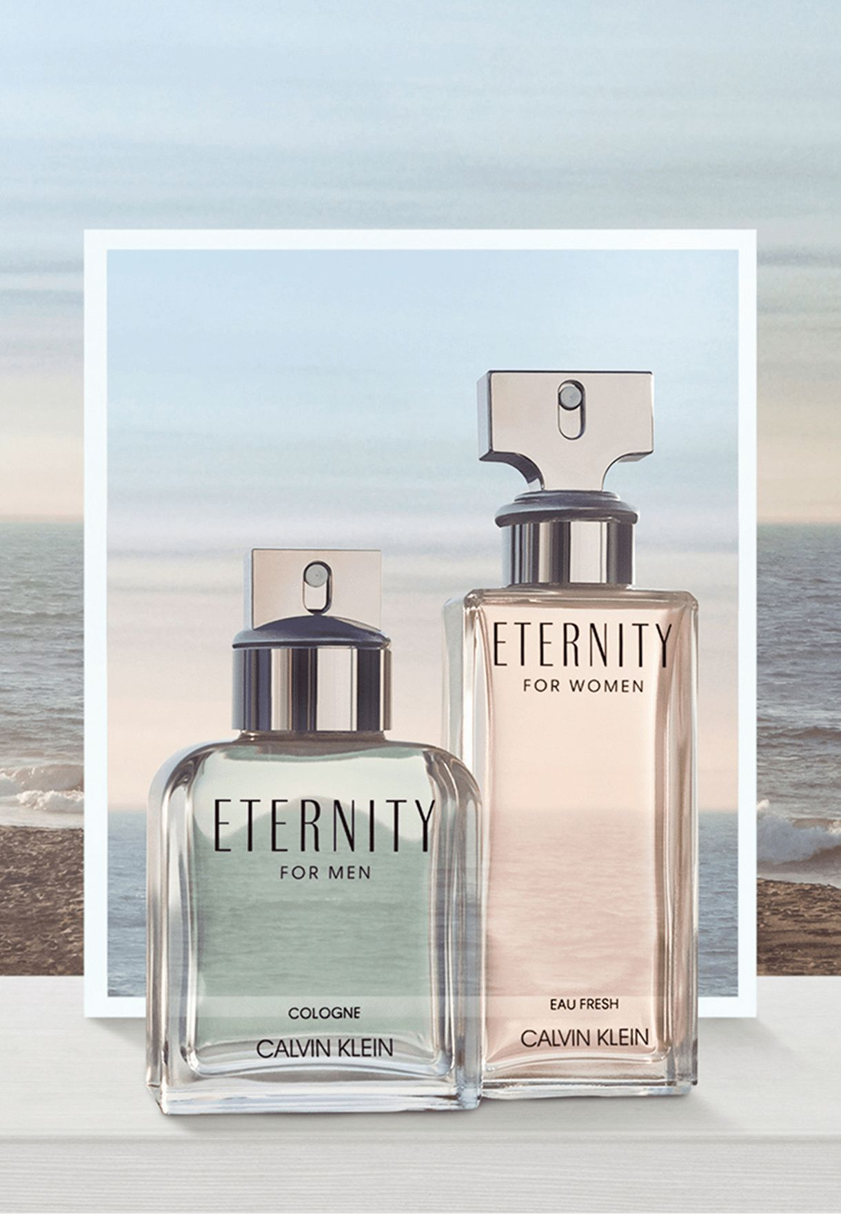 Eternity Cologne for Him 100ml