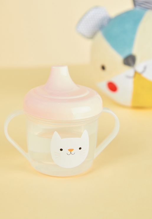 Cookie The Cat Childrens Beaker