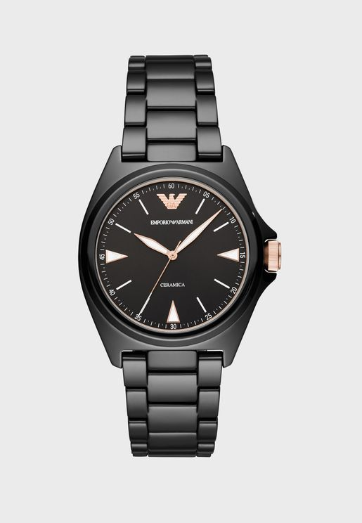 AR70003 Nicola Analog Watch