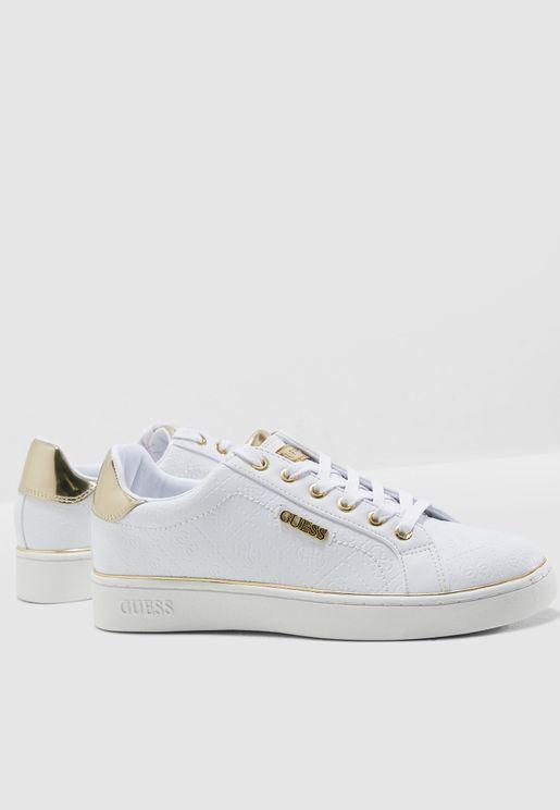 Beckie Nappa Low Top Sneaker