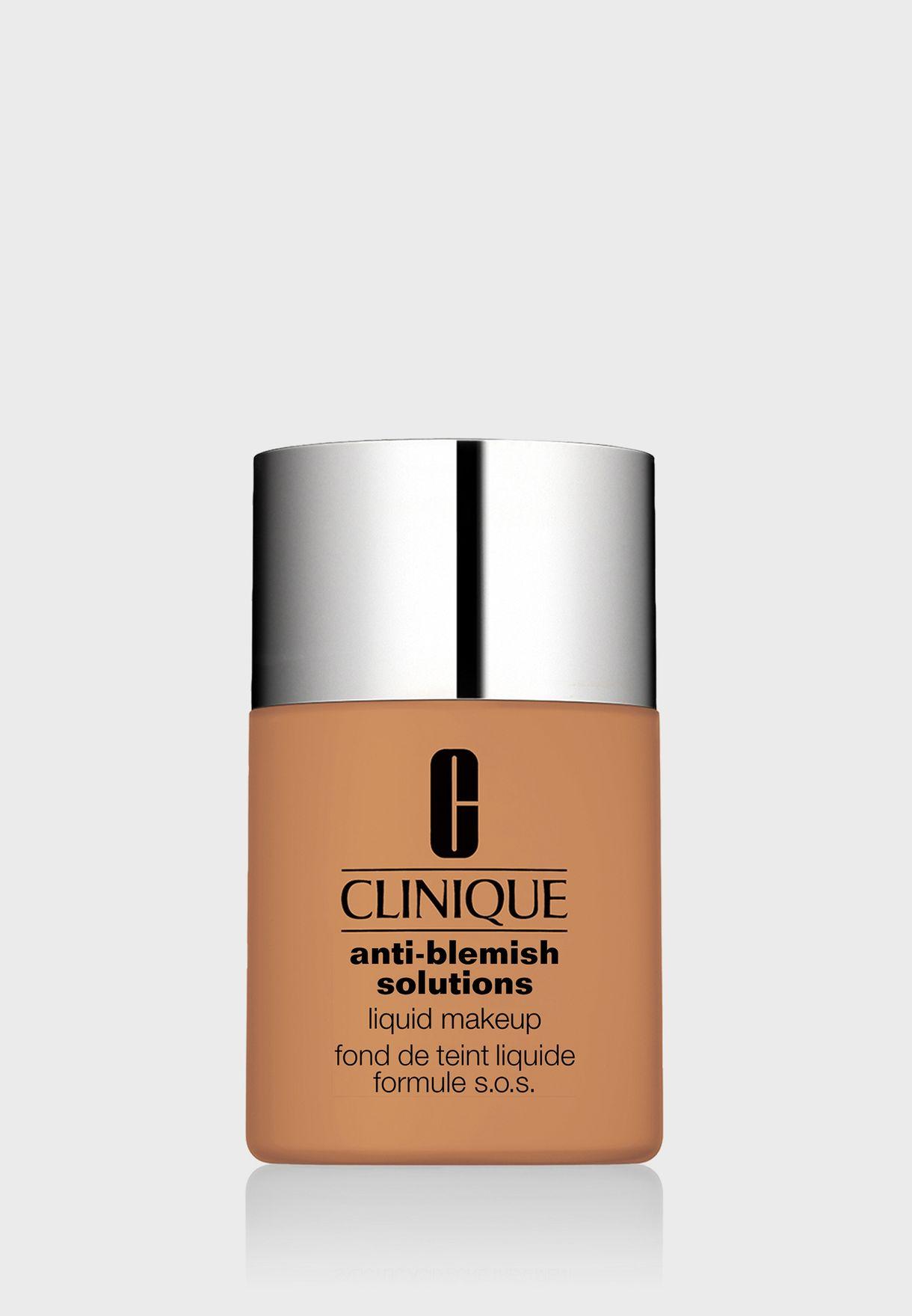 Anti Blemish Liquid Makeup - Fresh Golden