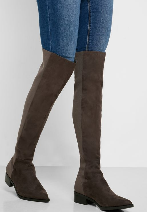 Jolly Knee Boot