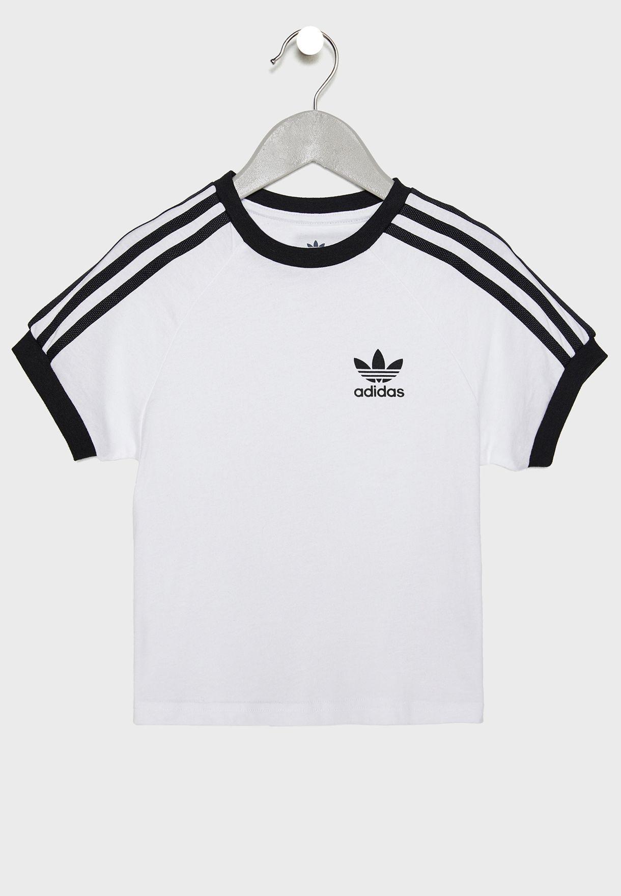 Kids 3 Striped T-Shirt