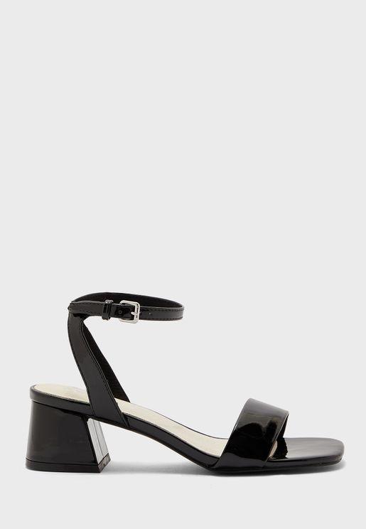 Liza Ankle Strap Sandal