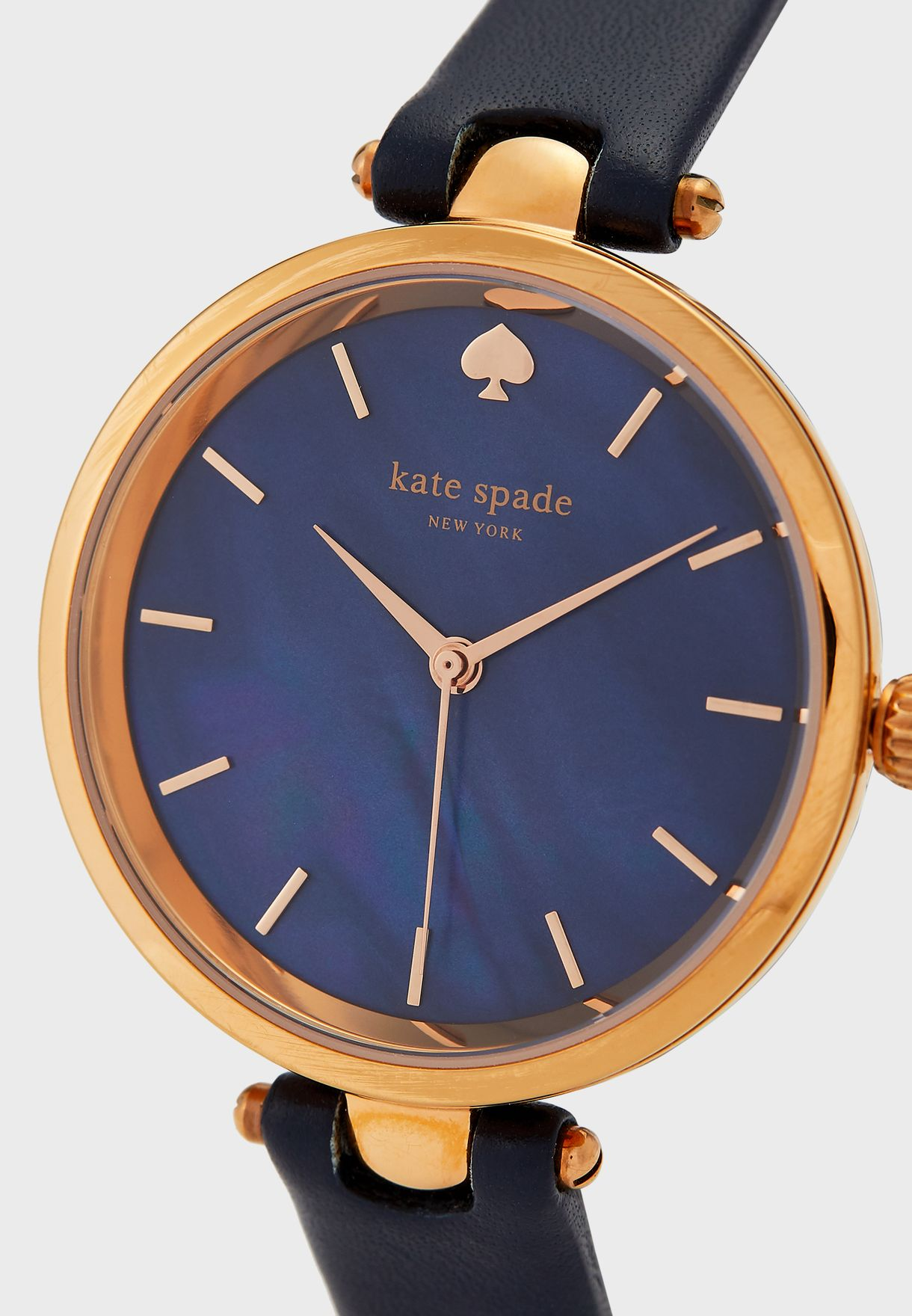 Holland Mother Of Pearl Analog Watch