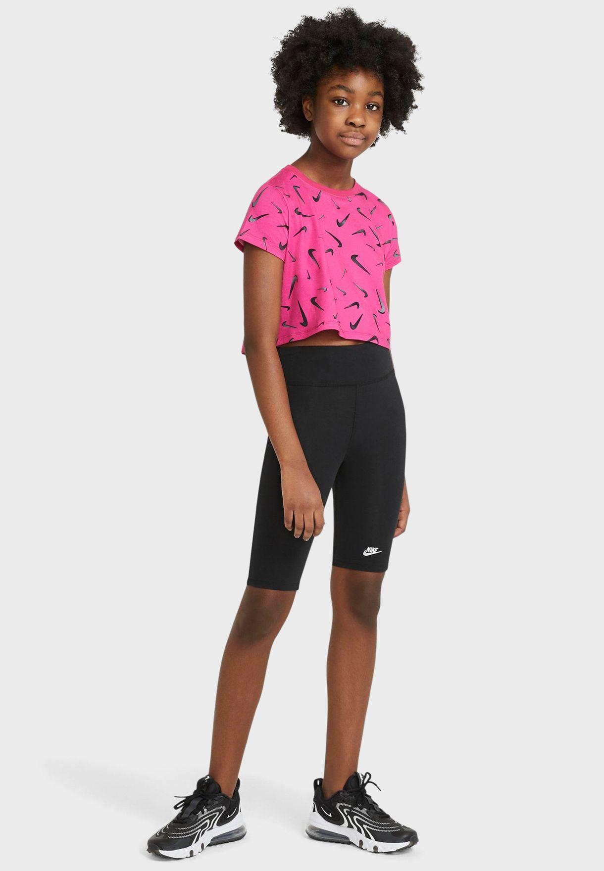 "9"" Youth NSW Bike Shorts"