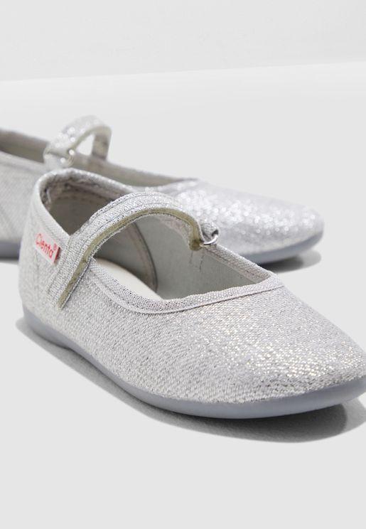 حذاء براق