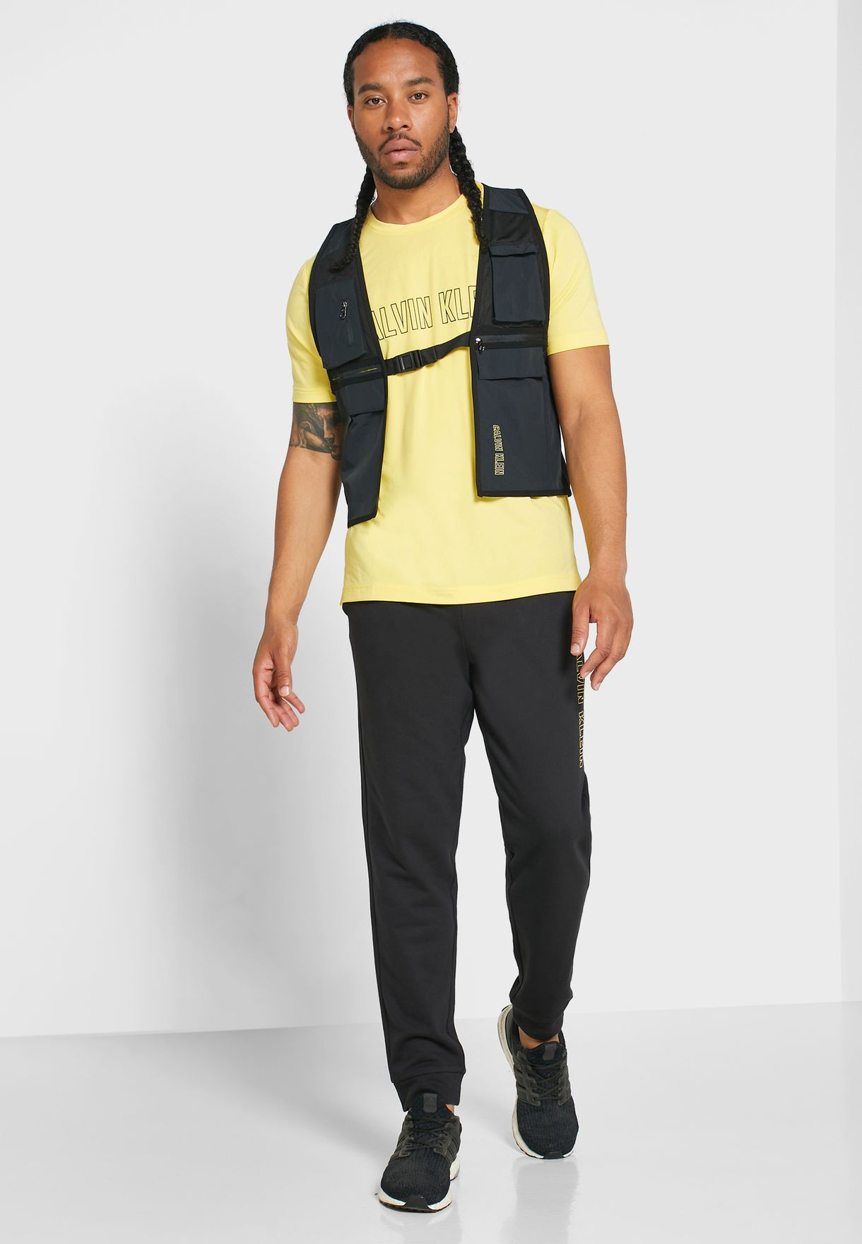 Relaxed Utility Vest