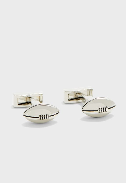 American Football Cuff Links