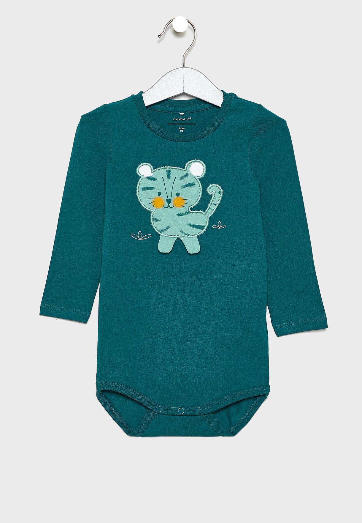 Infant Cat Bodysuit