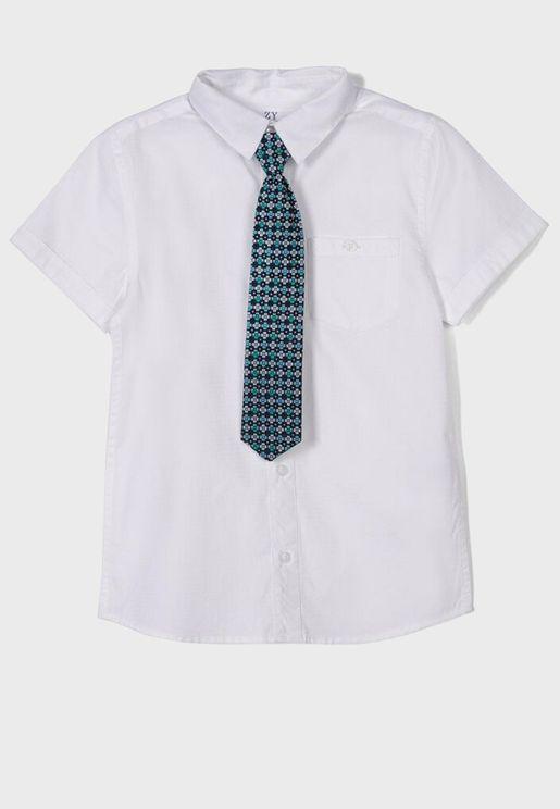 Kids Essential Shirt