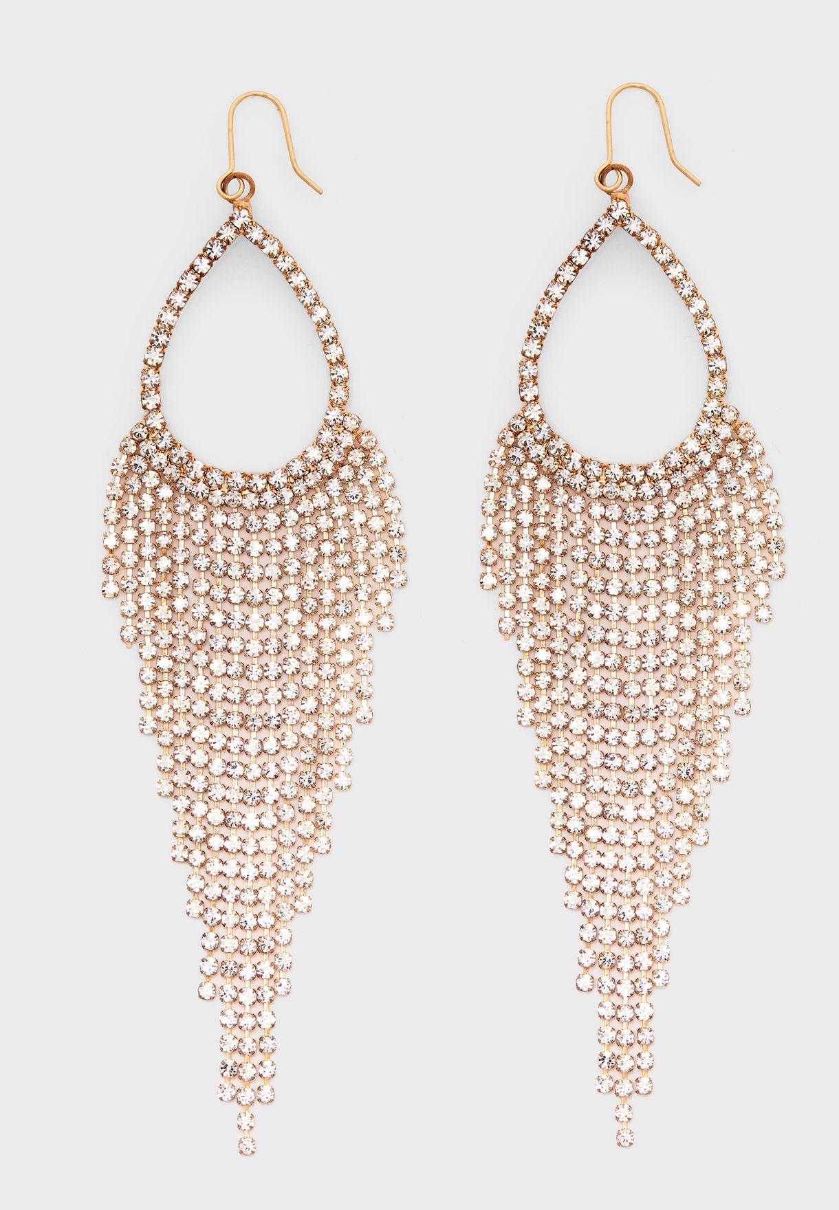 Cinderella Drop Earrings